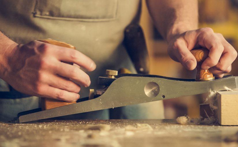Devenir charpentier : le choix d'Olivier
